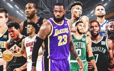 2020-21 NBA Season Preview & Predictions