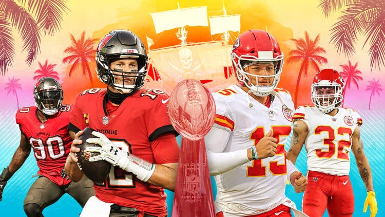 NFL Super Bowl LV – Picks, Predictions & Odds