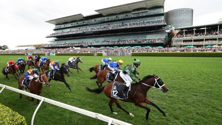 horse racing betting types