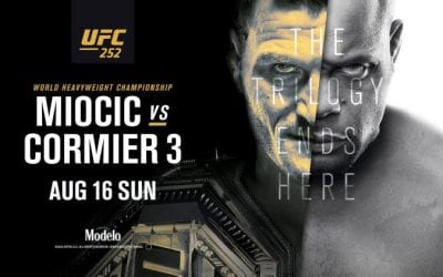 UFC 252: Miocic vs. Cormier 3 Predictions & Betting Tips