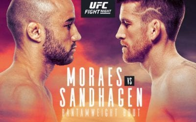 UFC Fight Night: Moraes vs. Sandhagen Predictions & Betting Tips