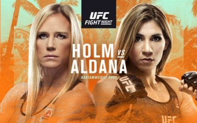 UFC Fight Night: Holm vs. Aldana Predictions & Betting Tips