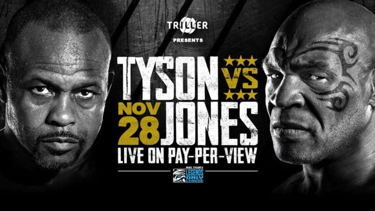 Mike Tyson vs. Roy Jones Jr. Predictions, Picks & Odds