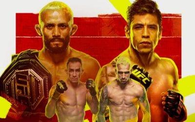 UFC 256: Figueiredo vs. Moreno Predictions & Betting Tips