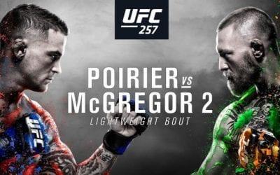 UFC 257: Poirier vs. McGregor 2 Predictions & Fight Picks