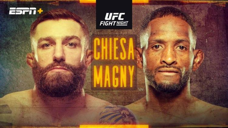 UFC Fight Night: Chiesa vs. Magny Predictions & Fight Picks