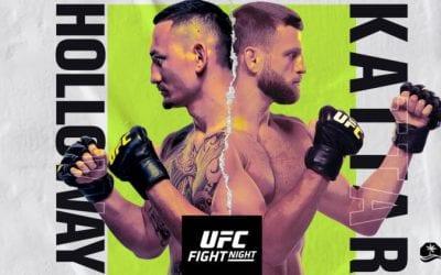 UFC on ABC: Holloway vs. Kattar Predictions & Betting Tips