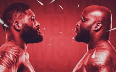 UFC Fight Night: Blaydes vs. Lewis Predictions & Fight Picks
