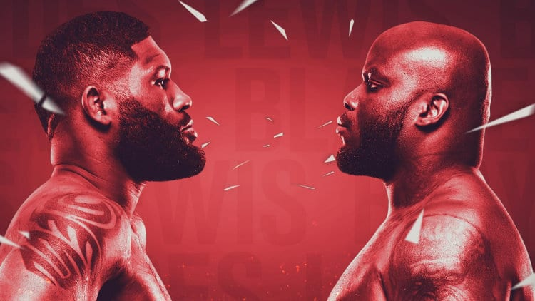 UFC Fight Night: Blaydes vs. Lewis Predictions & Fight Picks