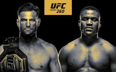 UFC 260: Miocic vs. Ngannou 2 Predictions & Fight Picks