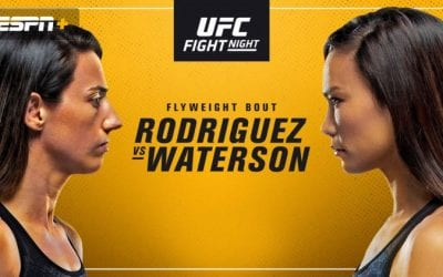 UFC on ESPN: Rodriguez vs. Waterson Predictions & Betting Tips