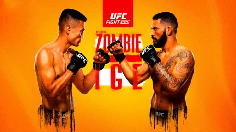 UFC on ESPN: The Korean Zombie vs. Ige Predictions & Betting Tips