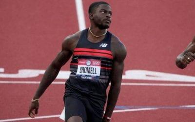Tokyo Olympics Men's 100m Sprint Predictions