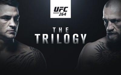 UFC 264: Poirier vs. McGregor 3 Predictions & Fight Picks