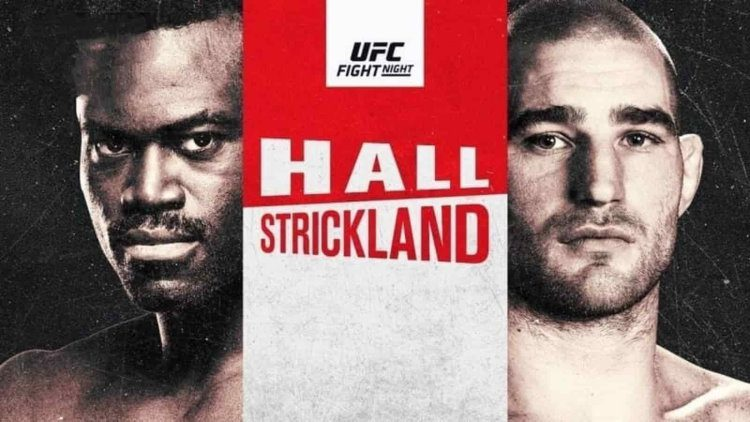 UFC on ESPN: Hall vs. Strickland Predictions & Betting Tips