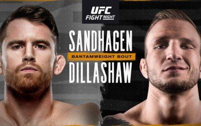 UFC on ESPN: Sandhagen vs. Dillashaw Predictions & Betting Tips