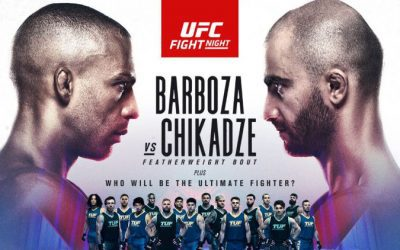 UFC on ESPN: Barboza vs. Chikadze Predictions & Betting Tips