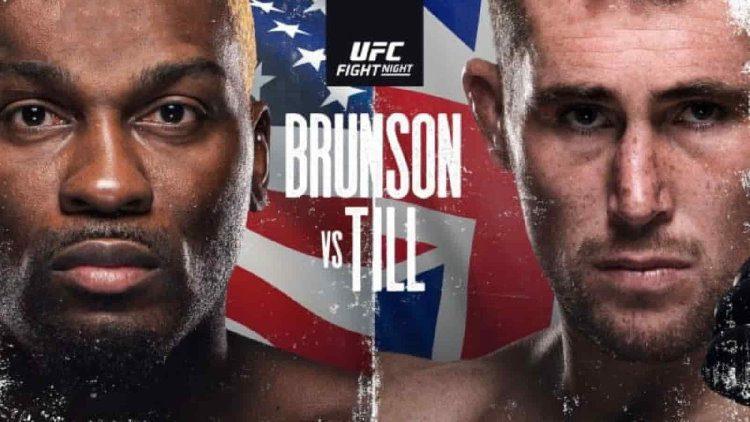 UFC Fight Night: Brunson vs. Till Predictions & Betting Tips
