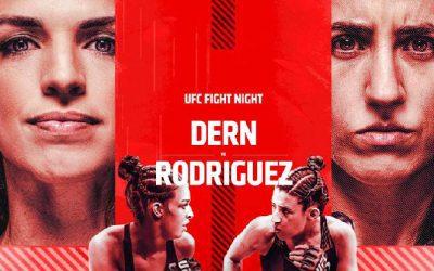 UFC Fight Night: Dern vs. Rodriguez Predictions & Betting Picks